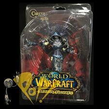 World of Warcraft FORSAKEN PRINCESS Ser 8 Figure DC Direct CONFESSOR DHALIA!