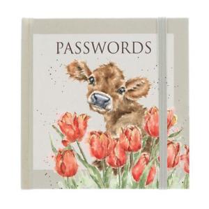 Wrendale Designs Password Book - Bessie