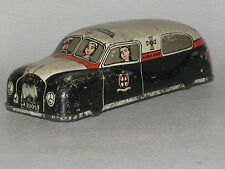 Mettoy Tinplate A3005 Ambulance Friction Car