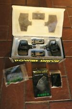 NIB Vintage Diadora S.M.180 Power Drive Clipless Pedals black. W. cleats&adapt.
