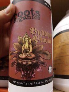 Roots Organics Buddha Bloom Quart Organic Flower Fertilizer Free & Discreet Ship