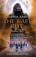 The Last Rite (The Danilov Quintet) by Kent, Jasper