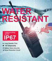 Baofeng BF-9700 Water Resistant Dustproof UHF Ham IP67 Two-way Radio Transceiver