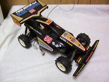 Radio Shack Black Phantom R/C Off Road Buggy/For Parts/Not Working! No Reserve!