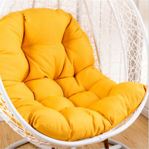 Hammock chair cushions,rectangle Seat Pads,Removable thickened cushion,49*39 in