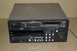 Panasonic AJ-D750P Digital Video Cassette Recorder (TZ50)