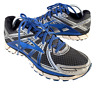 Brooks GTS 17 Men's Size 11 Blue Gray Athletic Running Training Shoes Sneakers
