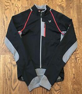 Bontrager RXL 180 Softshell Convertible Jacket Small Cycling Jersey Bicycle
