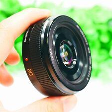 1PCS Panasonic LUMIX 20mm F1.7 fixed-focus lens 20 fixed focus