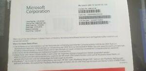 Windows Home10 Microsoft Corp 64Bit DE 1pk DSP OEI (German) DVD Genuine