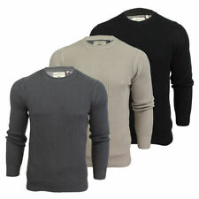 Cotton Crew Neck Striped Regular Jumpers & Cardigans for Men