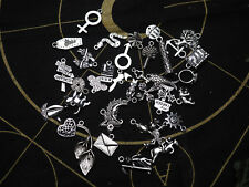 Lenomand Casting Charms - Divination, Pagan, Wicca, Deck, tarot, 36 charms Cards