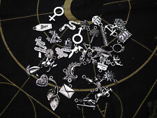 Lenormand Casting Charms- Divination, Pagan, Wicca, Deck, tarot, 36 charms Cards