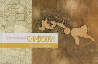 2013 AUSTRALIA CENTENARY of CANBERRA PRESTIGE STAMP BOOKLET - MINT & PERFECT