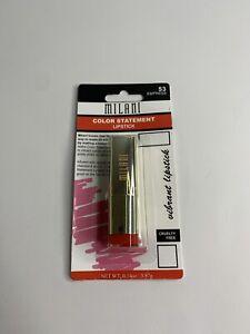 Milani Color Statement Lipstick 0.14 oz Empress 53