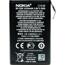 Nokia Battery Original BV-5JW for Lumia 800 N9 Battery Spare Parts 1450mAh