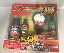 Disney Pixar Cars Groom & Go - Lightening McQueen 6 Piece (CCR10149)