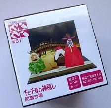 Sankei MP07-57 Studio Ghibli Ship Port Paper Craft
