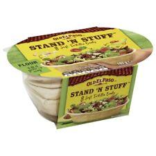 Old El Paso Stand 'N Stuff Flour Soft Tortillas 8 Pack 193g