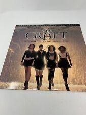 Laserdisc {w} * The Craft * Robin Tunney Fairuza Balk Neve Campbell Widescreen