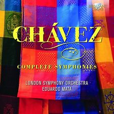 EDUARDO/LONDON SYMPHONY ORCHESTRA MATA - COMPLETE SYMPHONIES 2 CD NEW+