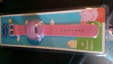 New Peppa Pig 3D Bubble Watch.
