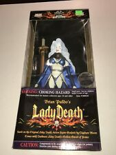 Brian Pulido's Lady Death Moore Action Collectibles Item# Cm88026