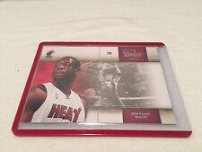 2009/10 Panini Studio Basketball Dwyane Wade Miami Heat #66