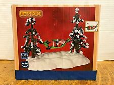 Lemax Christmas Holiday Swinging Santa Animated Table Accent 44191