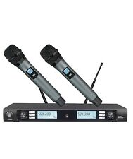Microphone Wireless Uhf Profession 00004000 al Wireless Vocal Microphone 500 Mhz Band