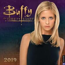 Buffy The Vampire Slayer 2019 Wall Calendar by 20th Century Fox 9780789334855