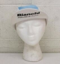 Vintage Pace Sportswear Bianchi La Bicicletta Dei Campioni Cotton Cycling Hat