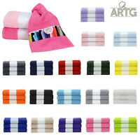 A&R Towels Subli Me Hand Towel AR080 -Sublimation print personalised soft cotton