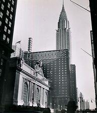 NEW YORK c. 1950 - Grand Central Station Chrysler Bldg - USA 18