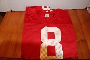 Steve Young San Francisco 49ers Wilson Jersey XL Size