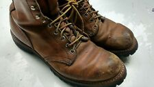 Vintage Red Wing Irish Setter Work Boot Men