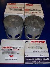 Yamaha Banshee YFZ350 Pistons 2GU-11636-00-00 and Rings 2GU-11610-21-00