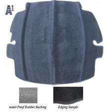 TOP QUALITY TRUNK LINER CARPET WITH WATER PROOF RUBBER BACKING BEETLE 1958-1967