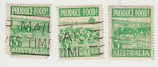 (JJ-1018) 1953 AU 3d X3 GREEN FOOD PRODUCTION (H)