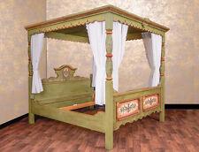 Voglauer Anno Himmelbett Doppelbett Ehebett Schlafzimmer 180x200 Landhaus Antik