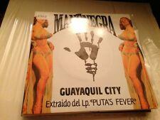 "MANO NEGRA MANU CHAO - SPANISH SAME SIDED 7"" SINGLE SPAIN - GUAYAQUIL CITY"