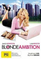 Blonde Ambition (Jessica Simpson & Luke Wilson) DVD (Region 4)