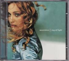 "MADONNA ""RAY OF LIGHT"" CD 1998 maverick"