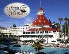 Calif - SAN DIEGO - Hotel del Coronado  Souvenir Magnet