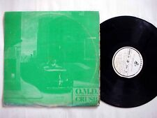 OMD -Crush KOREA LP green cvr O.M.D Orchestral Manoeuvres In The Dark