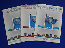 United Nations: 1996 Annual Collection with MNH stamps