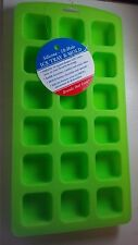 HIC 18 HOLE SILICONE ICE CUBE TRAY AND MOLD