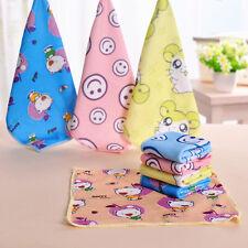 30*30cm Cute Cartoon Soft Towels Microfiber Fabric Towel Hand Face Towels Random