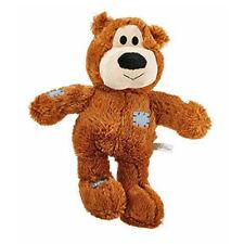 Kong Wild Knots Bear Soft Plush Dog Toy Rope Skeleton X-LARGE, 2 colours