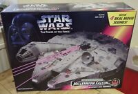 Star Wars POTF Kenner Millenium Falcon New Sealed Box Electronic
